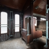 Orient Express - train abandonné - exploration urbaine